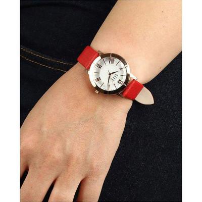 ساعت مچی زنانه اصل | برند ال | مدل EL-E593RDW