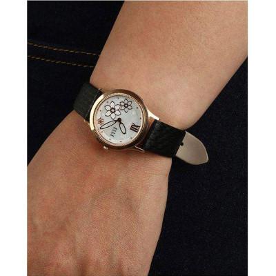 ساعت مچی زنانه اصل | برند ال | مدل EL-E598BMR