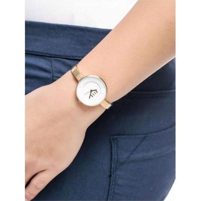 ساعت مچی زنانه اصل | برند ال | مدل EL-E7499GW