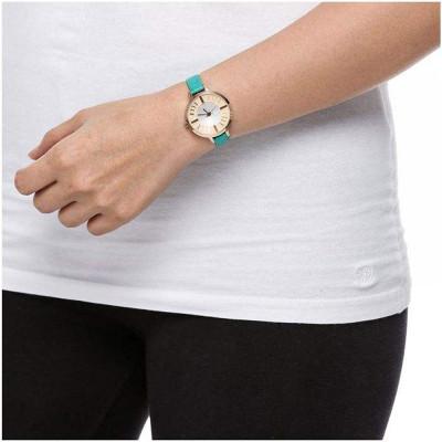 ساعت مچی زنانه اصل | برند ال | مدل EL-E7500LGRNRS