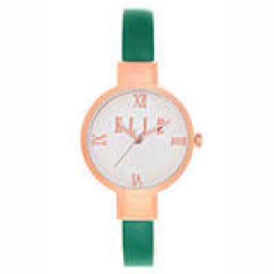 ساعت مچی زنانه اصل | برند ال | مدل EL-E7501LGRNW