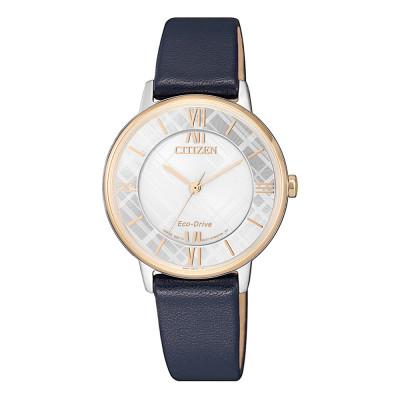 ساعت مچی زنانه اصل | برند سیتیزن | مدل EM0527-18A