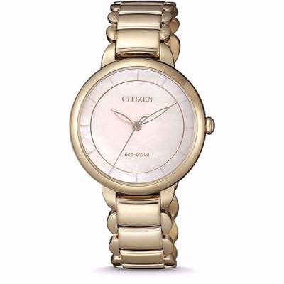ساعت مچی زنانه اصل | برند سیتیزن | مدل EM0673-83D