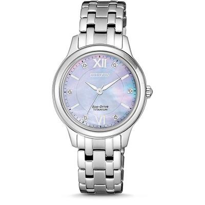 ساعت مچی زنانه اصل | برند سیتیزن | مدل EM0720-85Y
