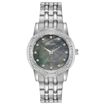 ساعت مچی زنانه اصل | برند سیتیزن | مدل EM0770-52Y