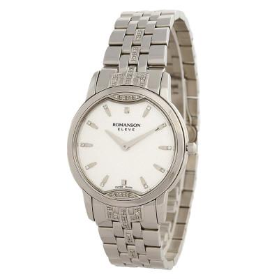 ساعت مچی مزدانه اصل | برند رومانسون | مدل EM3210KM1WAS2W