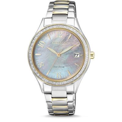 ساعت مچی زنانه اصل   برند سیتیزن   مدل EO1184-81D