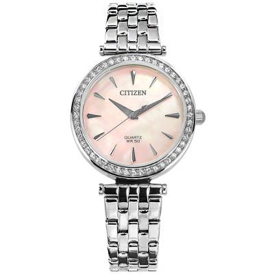 ساعت مچی زنانه اصل | برند سیتیزن | مدل ER0210-55Y