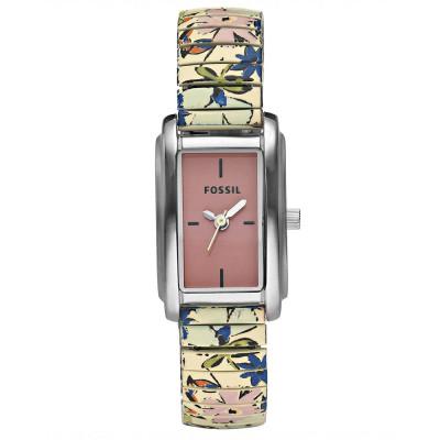 ساعت مچی زنانه اصل | برند فسیل | مدل ES2857