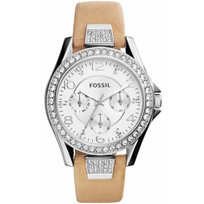 ساعت مچی زنانه اصل   برند فسیل   مدل ES3889