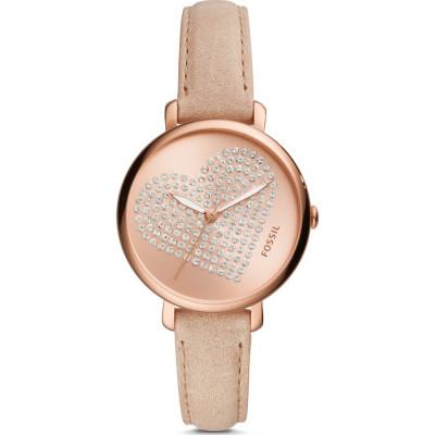 ساعت مچی زنانه اصل   برند فسیل   مدل ES4376