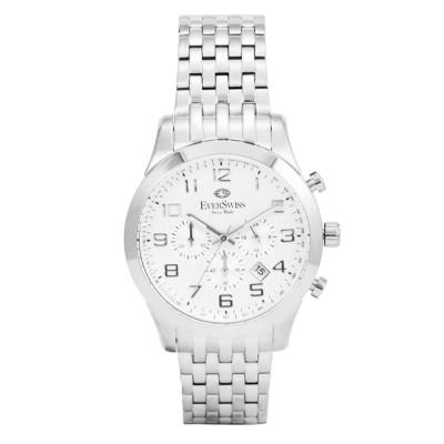 ساعت مچی مردانه اصل | برند اورسوئیس | مدل EV-12822-GSW