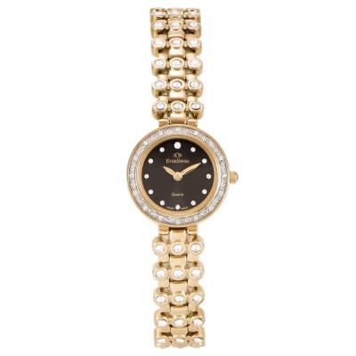 ساعت مچی زنانه اصل | برند اورسوئیس | مدل EV-2765-LGB
