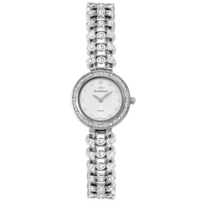 ساعت مچی زنانه اصل | برند اورسوئیس | مدل EV-2765-LSS