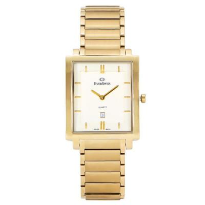 ساعت مچی مردانه اصل | برند اورسوئیس | مدل EV-2785-GGC