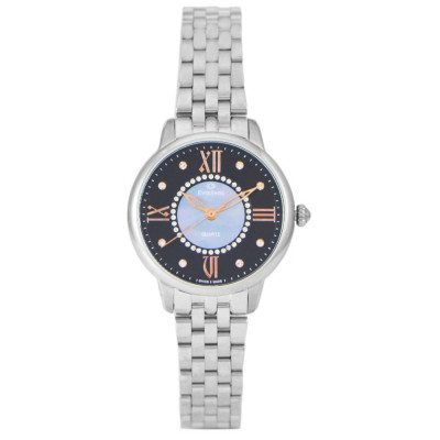 ساعت مچی زنانه اصل | برند اورسوئیس | مدل EV-4053-LSB