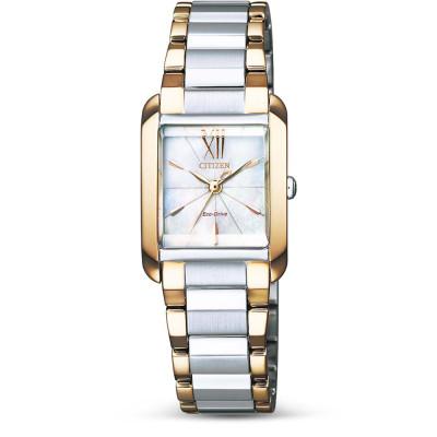 ساعت مچی زنانه اصل | برند سیتیزن | مدل EW5556-87D