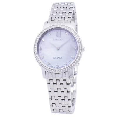 ساعت مچی زنانه اصل   برند سیتیزن   مدل EX1480-82D