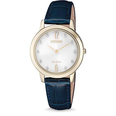 ساعت مچی زنانه اصل | برند سیتیزن | مدل EX1493-13A