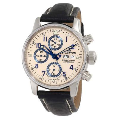 ساعت مچی مردانه اصل | برند فورتیس | مدل F 597.20.92 LF.01