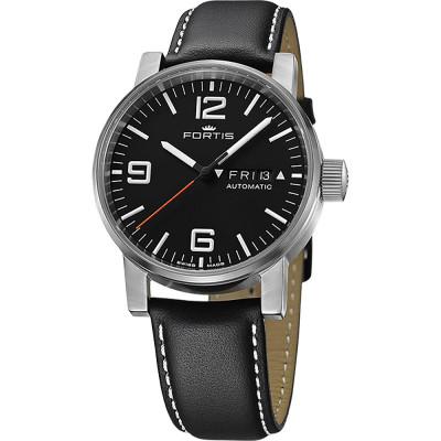 ساعت مچی مردانه اصل | برند فورتیس | مدل F 623.10.18 LPF.01