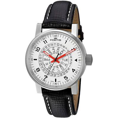 ساعت مچی مردانه اصل | برند فورتیس | مدل F 623.10.52 L.01