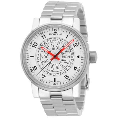 ساعت مچی مردانه اصل | برند فورتیس | مدل F 623.10.52 M