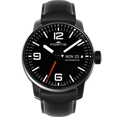 ساعت مچی مردانه اصل   برند فورتیس   مدل F 623.18.18 LF.01