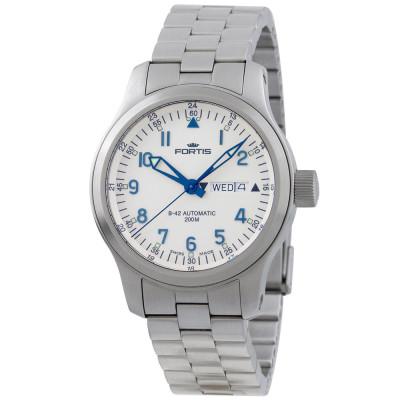 ساعت مچی مردانه اصل | برند فورتیس | مدل F 645.10.12 M