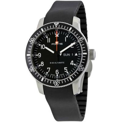 ساعت مچی مردانه اصل | برند فورتیس | مدل F 647.10.11 K