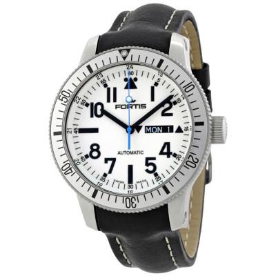 ساعت مچی مردانه اصل   برند فورتیس   مدل F 647.11.42 LF.01
