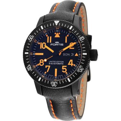 ساعت مچی مردانه اصل | برند فورتیس | مدل F 647.28.13 LF.13