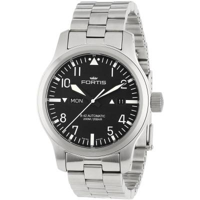 ساعت مچی مردانه اصل | برند فورتیس | مدل F 655.10.11 M