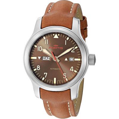 ساعت مچی مردانه اصل | برند فورتیس | مدل F 655.10.18 LF.08