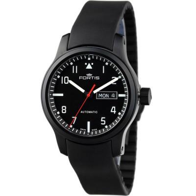 ساعت مچی مردانه اصل | برند فورتیس | مدل F 655.18.10 K
