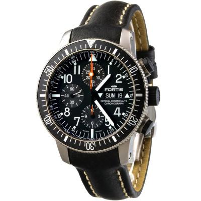 ساعت مچی مردانه اصل | برند فورتیس | مدل F 659.27.11 LF.01