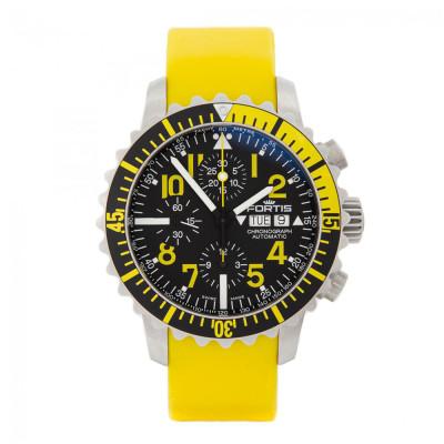 ساعت مچی مردانه اصل   برند فورتیس   مدل F 671.24.14 SI.04