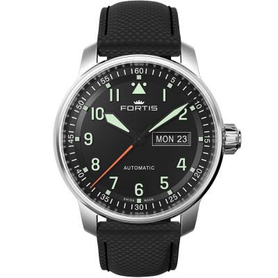 ساعت مچی مردانه اصل   برند فورتیس   مدل F 704.21.11 LPF