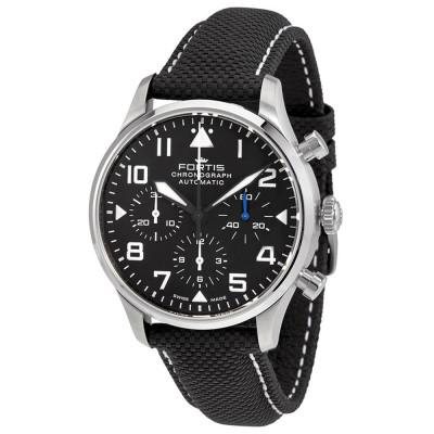 ساعت مچی مردانه اصل   برند فورتیس   مدل F 904.21.41 LPF.01