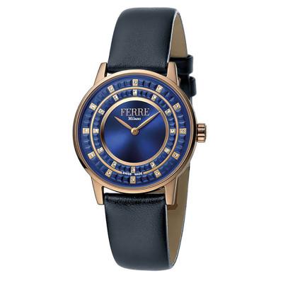 ساعت مچی زنانه اصل | برند فره میلانو | مدل FM1L102L0041