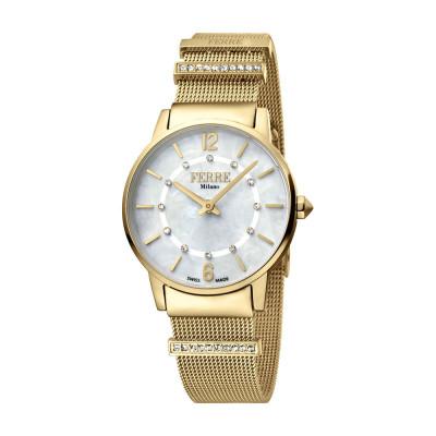 ساعت مچی زنانه اصل | برند فره میلانو | مدل FM1L102M0211