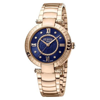 ساعت مچی زنانه اصل | برند فره میلانو | مدل FM1L104M0091