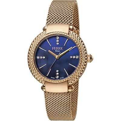 ساعت مچی زنانه اصل | برند فره میلانو | مدل FM1L105M0091
