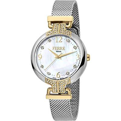 ساعت مچی زنانه اصل | برند فره میلانو | مدل FM1L115M0091