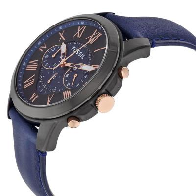 ساعت مچی مردانه اصل | برند فسیل | مدل FS5061