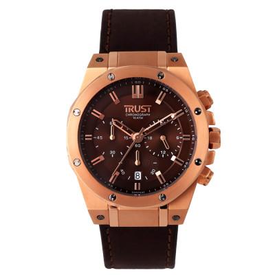 ساعت مچی مردانه  اصل | برند تراست | مدل G292-42DSC