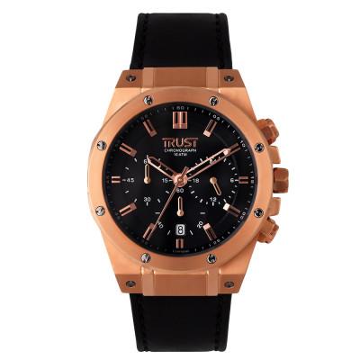 ساعت مچی مردانه  اصل | برند تراست | مدل G292CVD