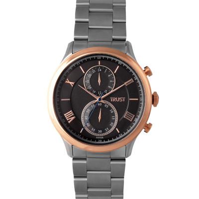 ساعت مچی مردانه اصل | برند تراست | مدل G476JRD