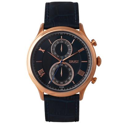 ساعت مچی مردانه  اصل | برند تراست | مدل G477CSG
