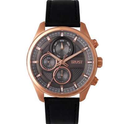 ساعت مچی مردانه اصل | برند تراست | مدل G483CVF
